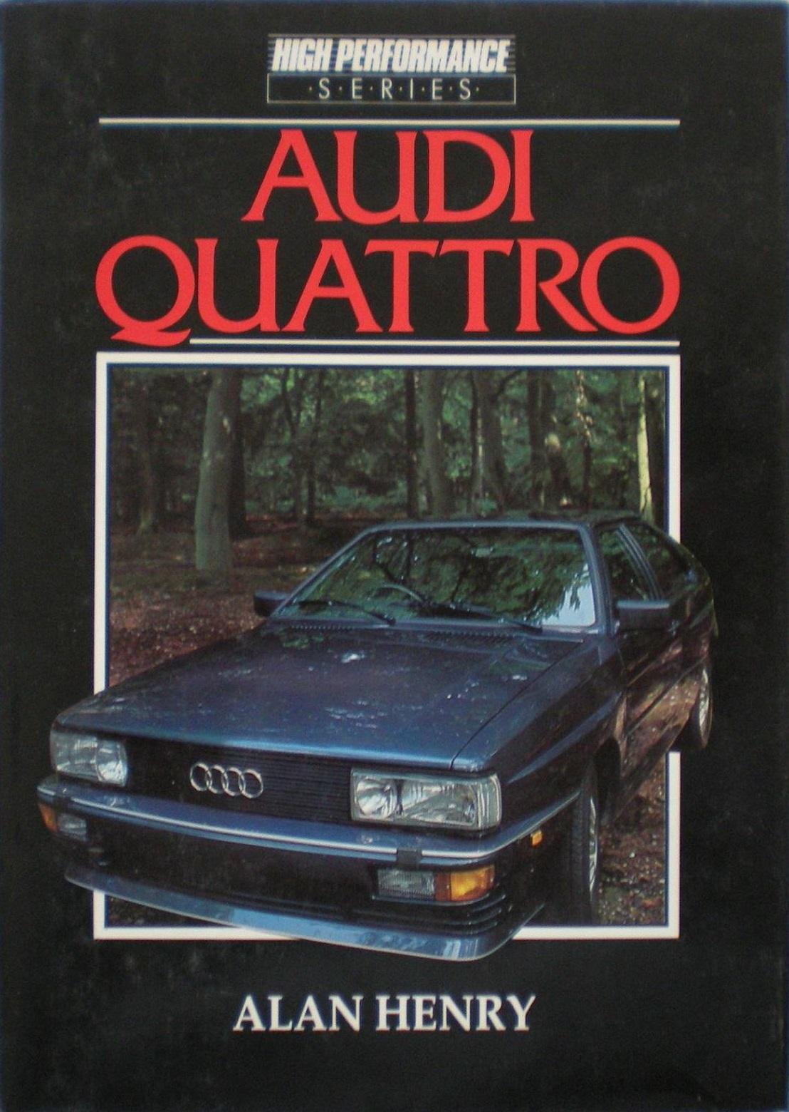 Reparaturanleitung Audi 90 Typ 85 B2 Quattro Coupe Quattro Urquattro ab 1984!
